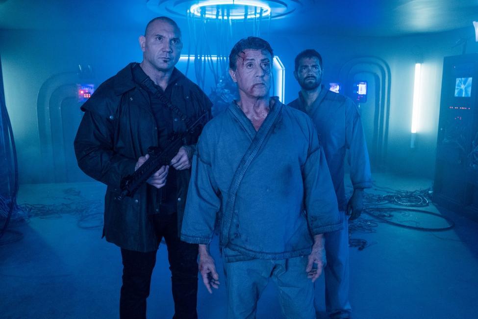 Evasion 2: Jesse Metcalfe, Dave Bautista, Sylvester Stallone