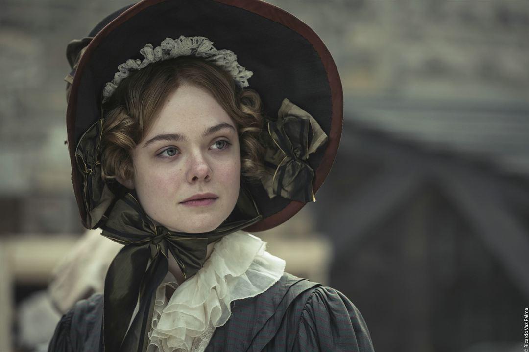 Mary Shelley: Elle Fanning