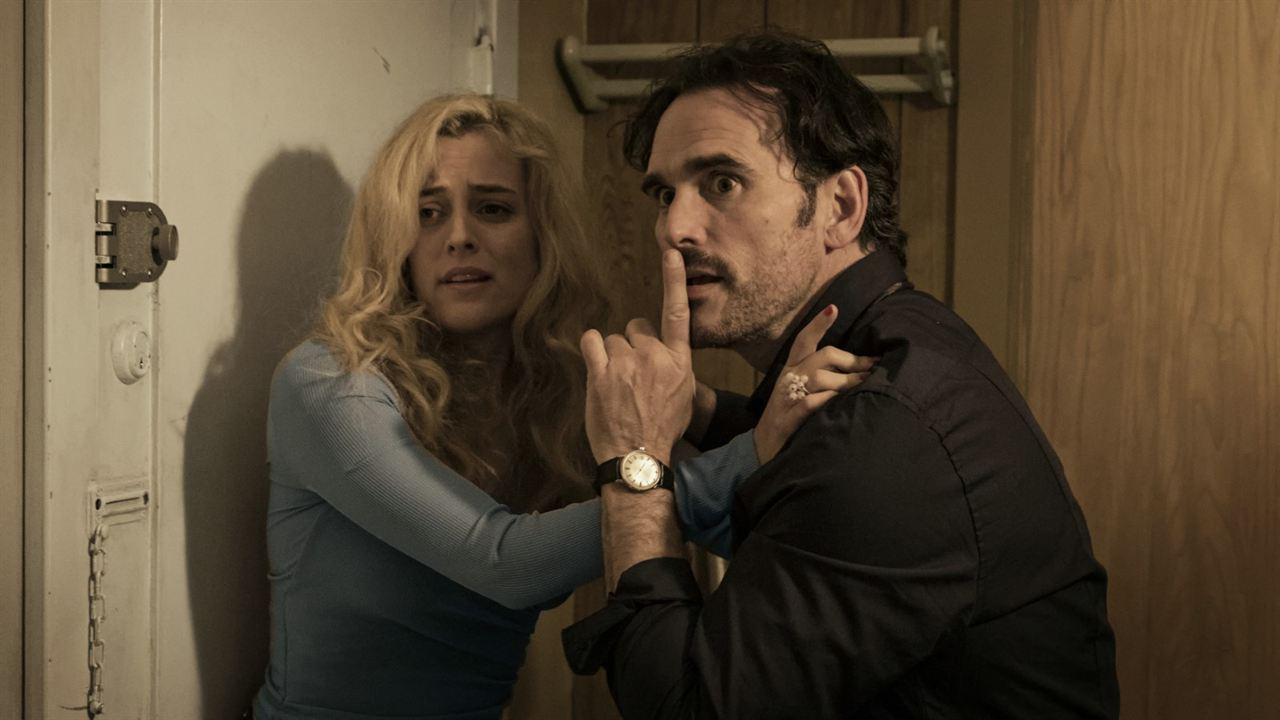 The House That Jack Built : Photo Matt Dillon, Riley Keough