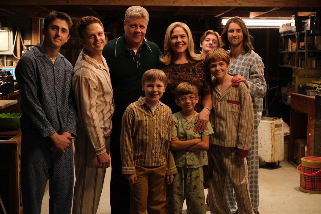 Photo Andy Walken, Caleb Foote, Christopher Paul Richards, Jack Gore, Mary McCormack