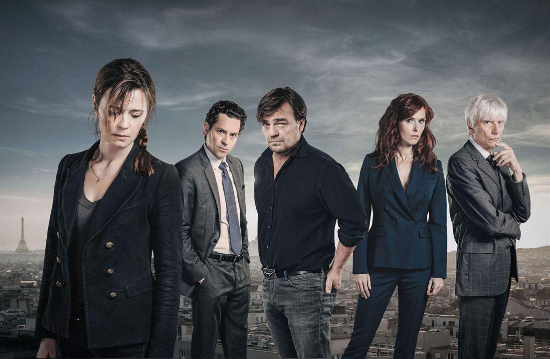 Photo Audrey Fleurot, Caroline Proust, Philippe Duclos, Thierry Godard, Valentin Merlet