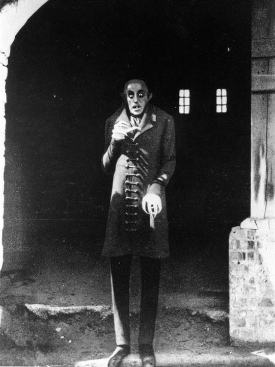 Nosferatu le vampire : Photo F.W. Murnau, Max Schreck
