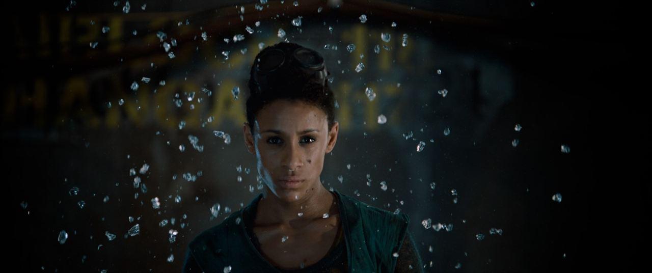 Iron Sky 2: Lara Rossi