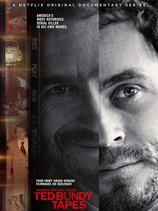 Conversations With a Killer: The Ted Bundy Tapes : Affiche