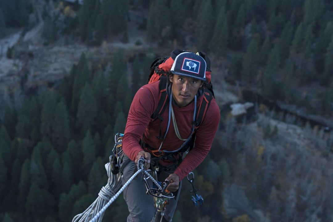Free Solo : Photo promotionnelle Jimmy Chin (III)