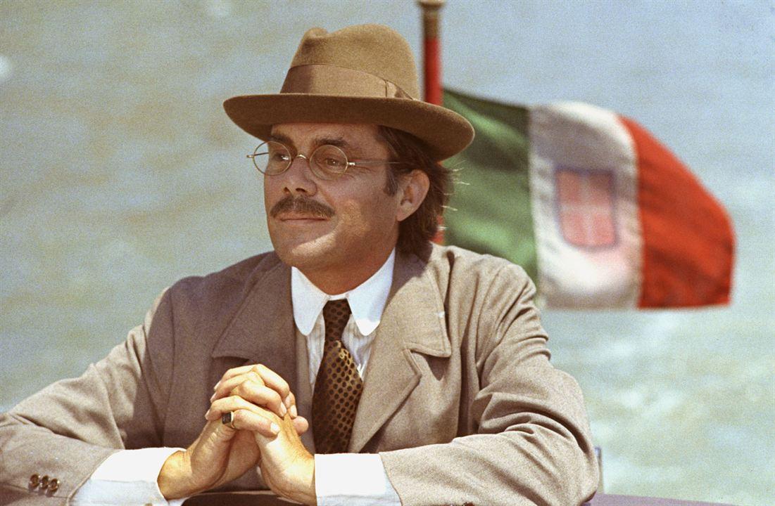Mort à Venise: Dirk Bogarde