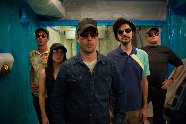 Blue Iguana: Robin Hellier, Al Weaver, Ben Schwartz, Sam Rockwell, Phoebe Fox