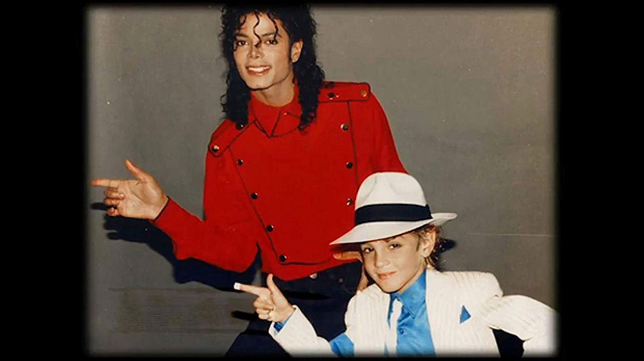 Leaving Neverland : Photo Michael Jackson, Wade J. Robson