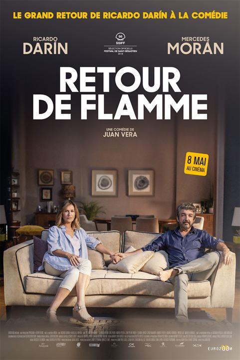 Retour de flamme : Affiche