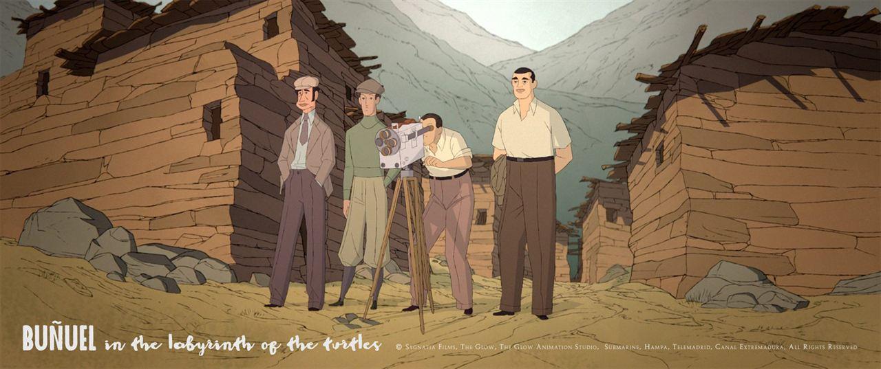 Buñuel après l'âge d'or : Photo
