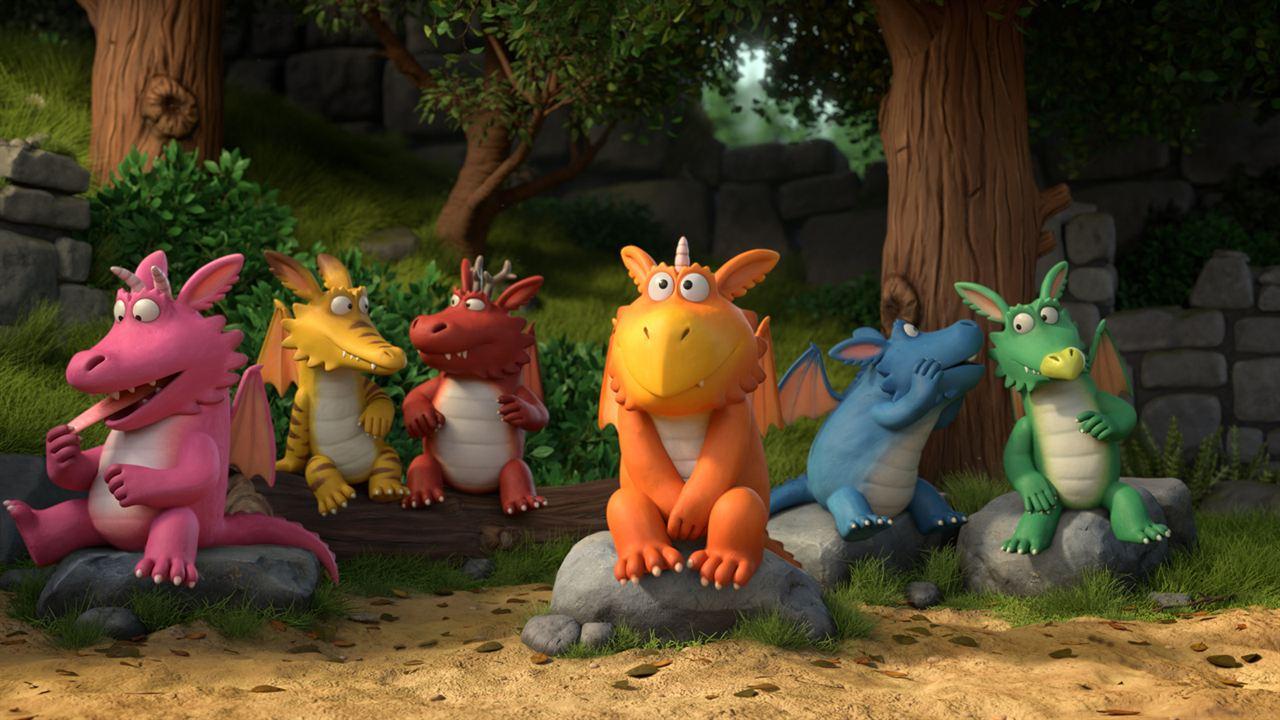 Zébulon, le dragon : Photo