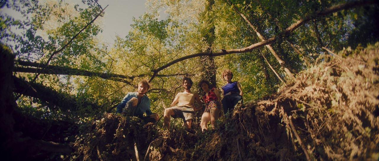 Photo Aaron Arens, Luise Bähr, Maria Wördemann, Michael Kranz