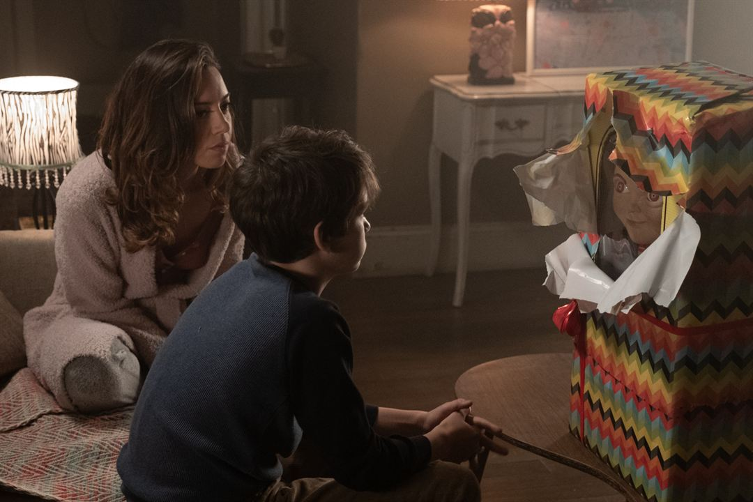 Child's Play : La poupée du mal : Photo Aubrey Plaza, Gabriel Bateman