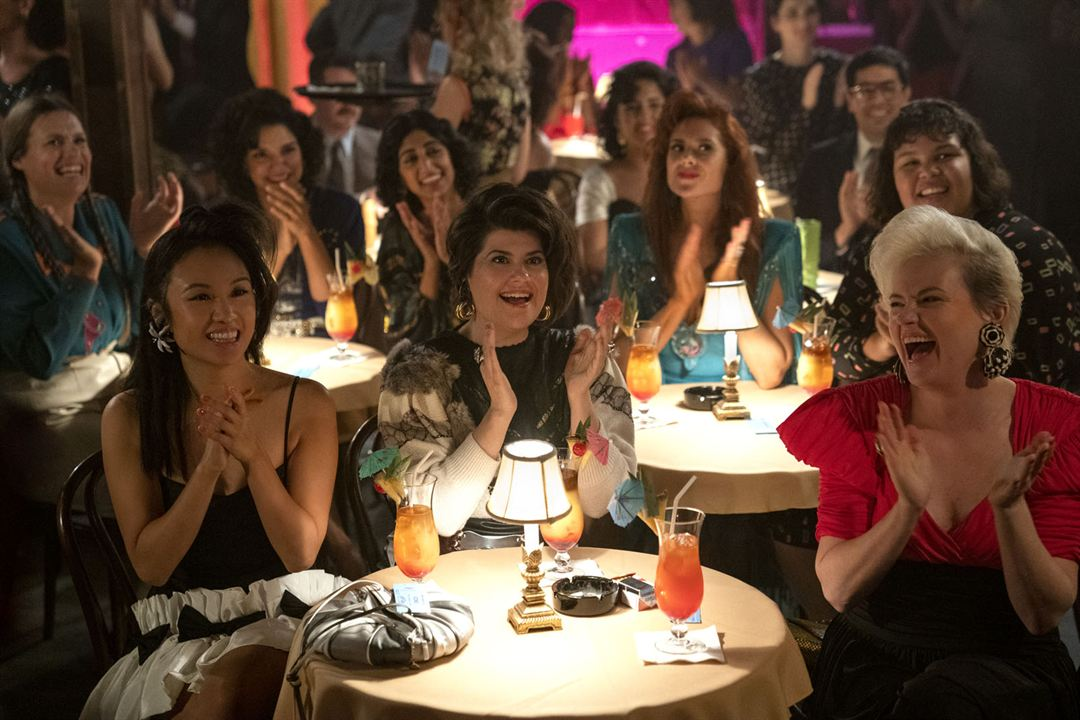 Photo Britney Young, Ellen Wong, Kate Nash, Kimmy Gatewood, Marianna Palka