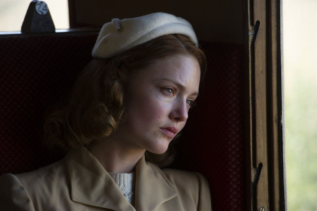 Tell It To The Bees: Holliday Grainger