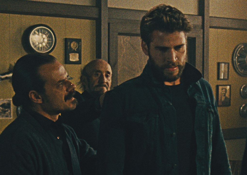 Killerman: Zlatko Buric, Liam Hemsworth