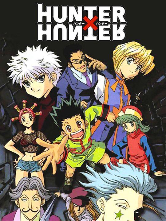 Hunter X Hunter : Affiche