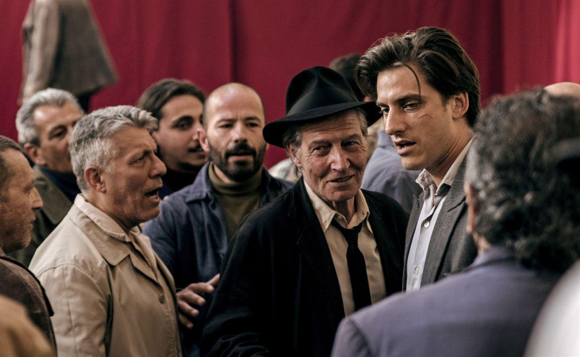 Martin Eden : Photo Carlo Cecchi, Luca Marinelli