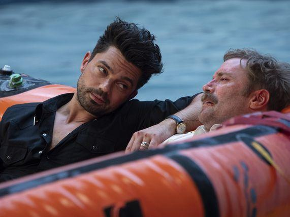 Photo Ditch Davey, Dominic Cooper