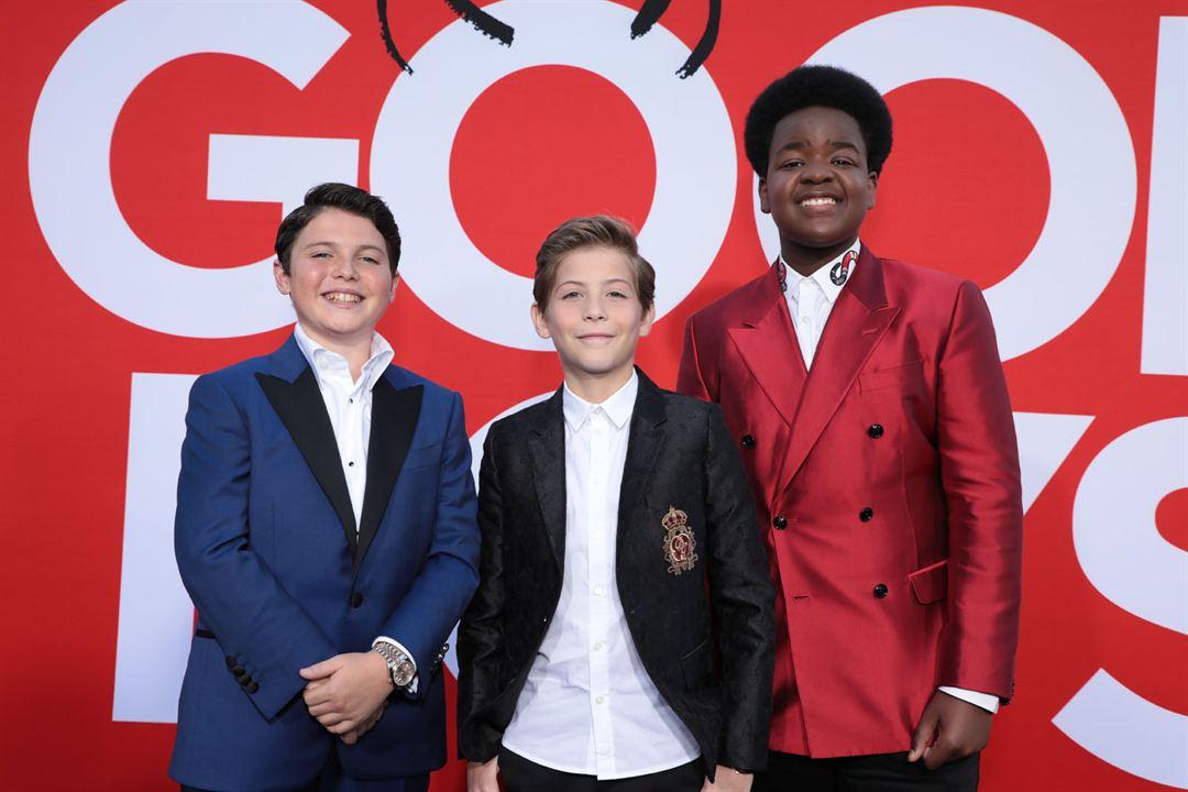 Good Boys : Photo promotionnelle Brady Noon, Jacob Tremblay, Keith L. Williams