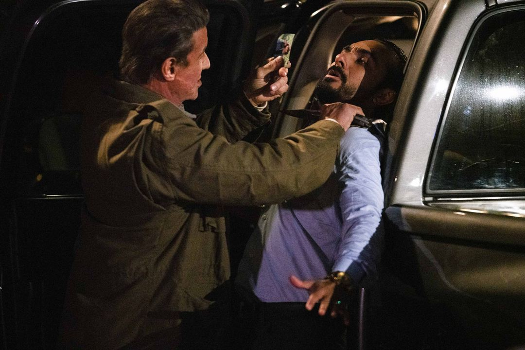 Rambo: Last Blood : Photo Óscar Jaenada, Sylvester Stallone