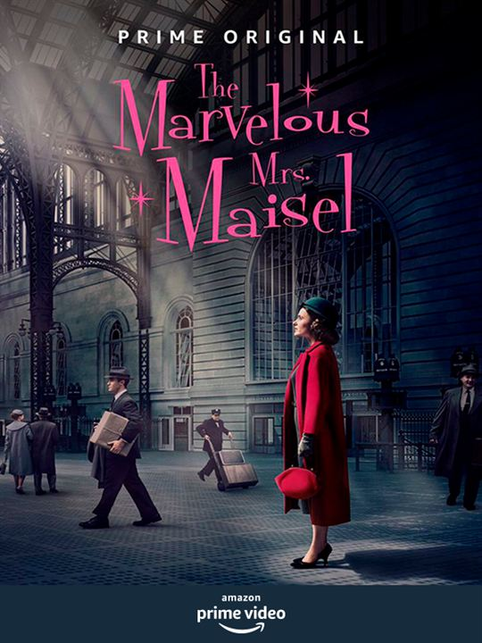 Image result for the marvelous mrs. maisel season 3 ending