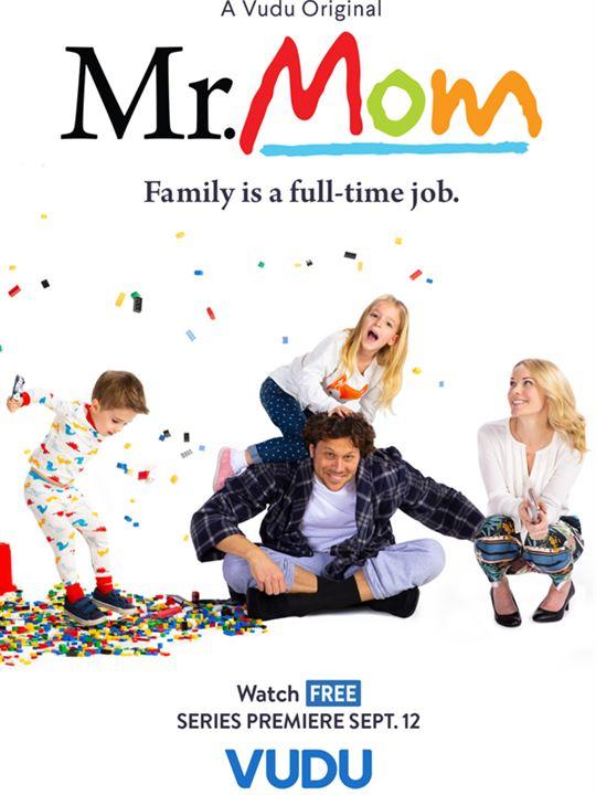 Mr. Mom : Affiche
