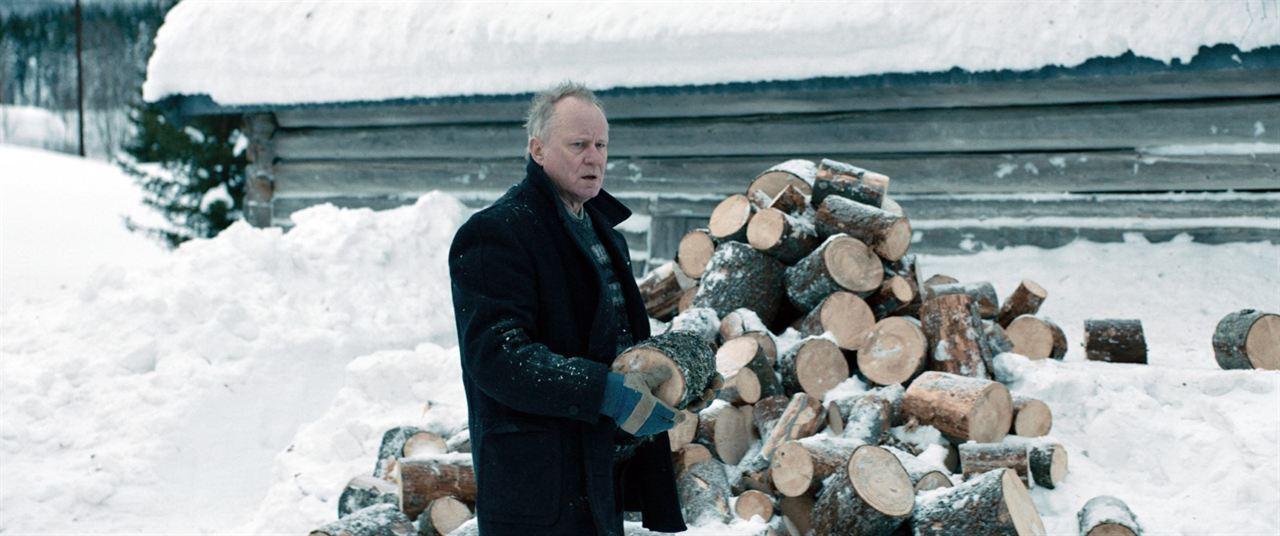 Ut og stjæle hester : Photo Stellan Skarsgård