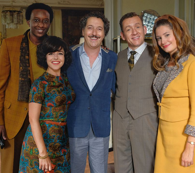 Le Dindon : Photo Ahmed Sylla, Alice Pol, Dany Boon, Guillaume Gallienne, Laure Calamy