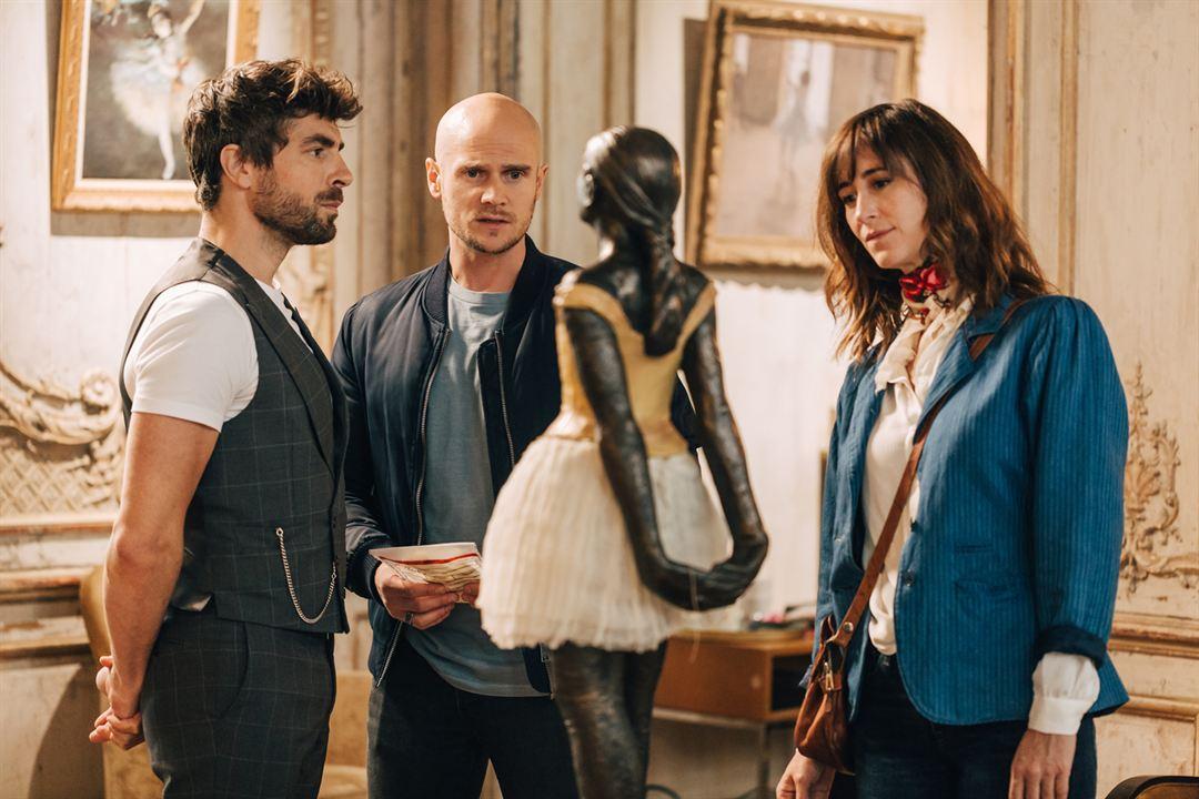 Photo Agustin Galiana, Eléonore Bernheim, Nicolas Gob
