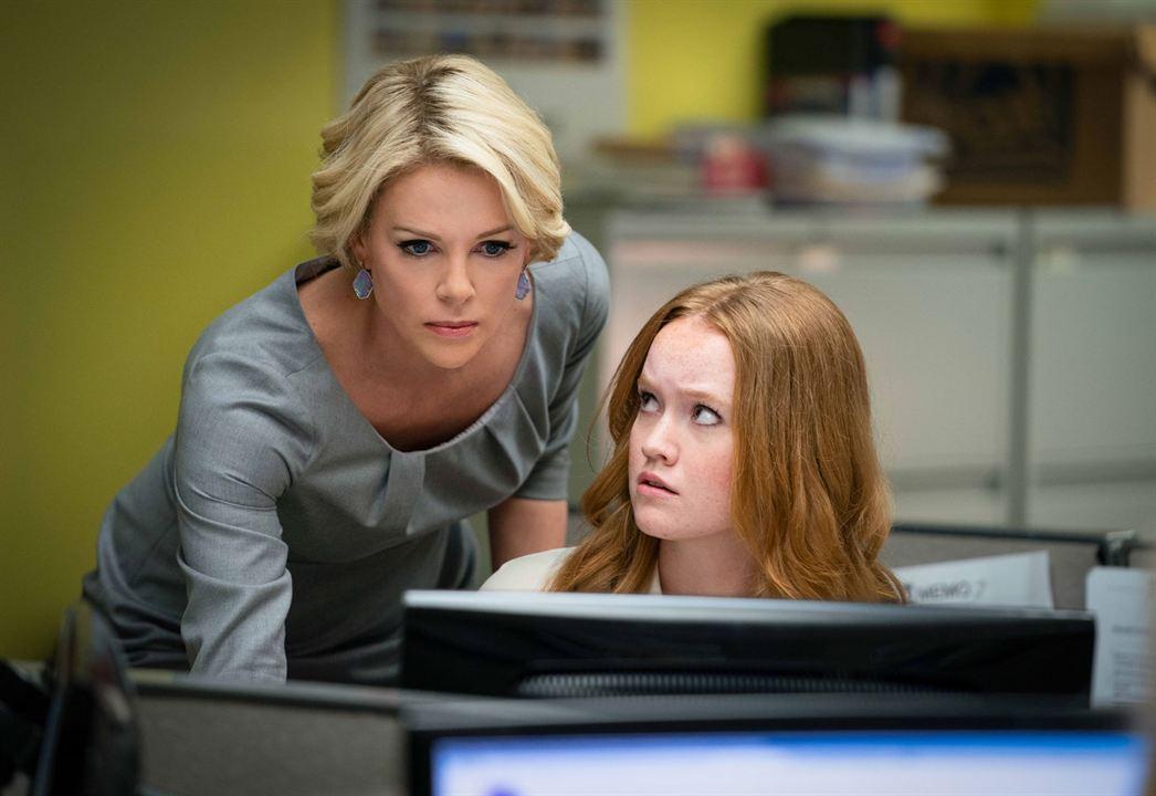 Scandale: Charlize Theron, Liv Hewson
