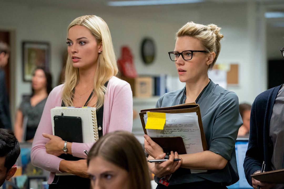 Scandale: Margot Robbie, Kate McKinnon