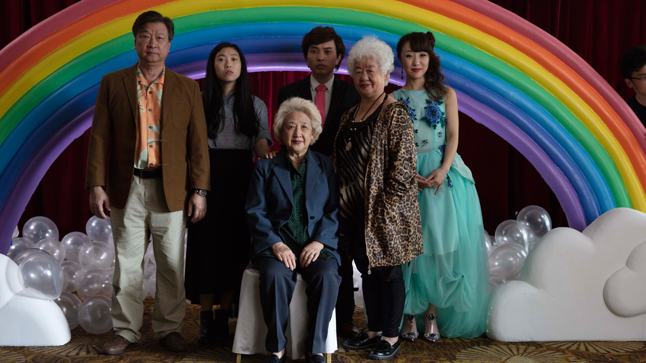 L'Adieu (The Farewell) : Photo Aoi Mizuhara, Awkwafina, Han Dian Chen, Lu Hong, Shuzhen Zhao