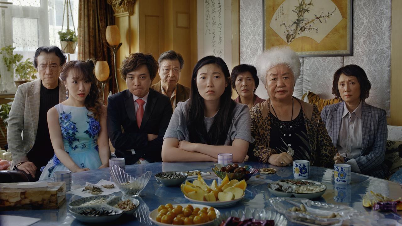 L'Adieu (The Farewell) : Photo Aoi Mizuhara, Awkwafina, Diana Lin, Han Dian Chen, Lu Hong