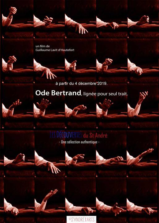 Ode Bertrand, lignée pour seul trait