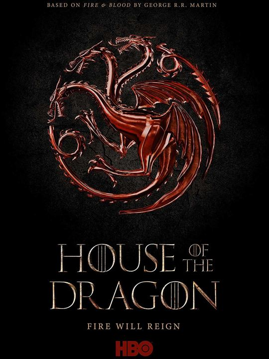 Game Of Thrones: House of the Dragon : Affiche