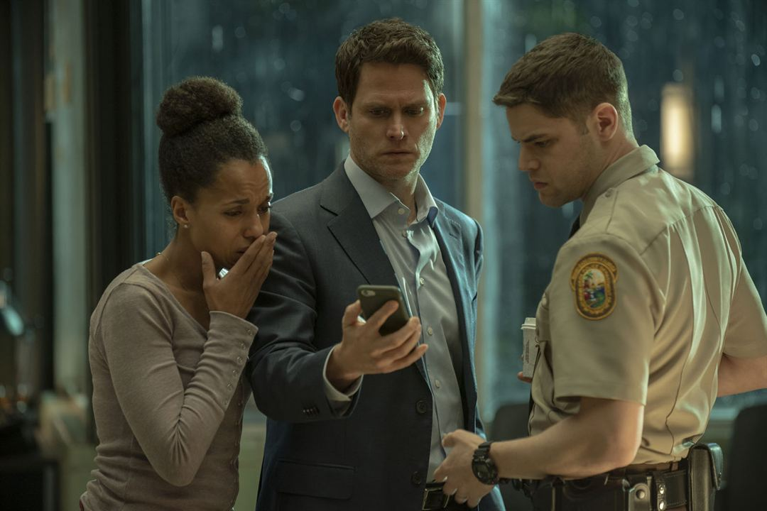 American Son : Photo Jeremy Jordan (II), Kerry Washington, Steven Pasquale