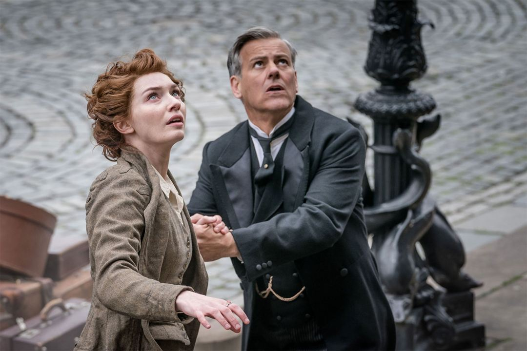 Photo Eleanor Tomlinson, Rupert Graves