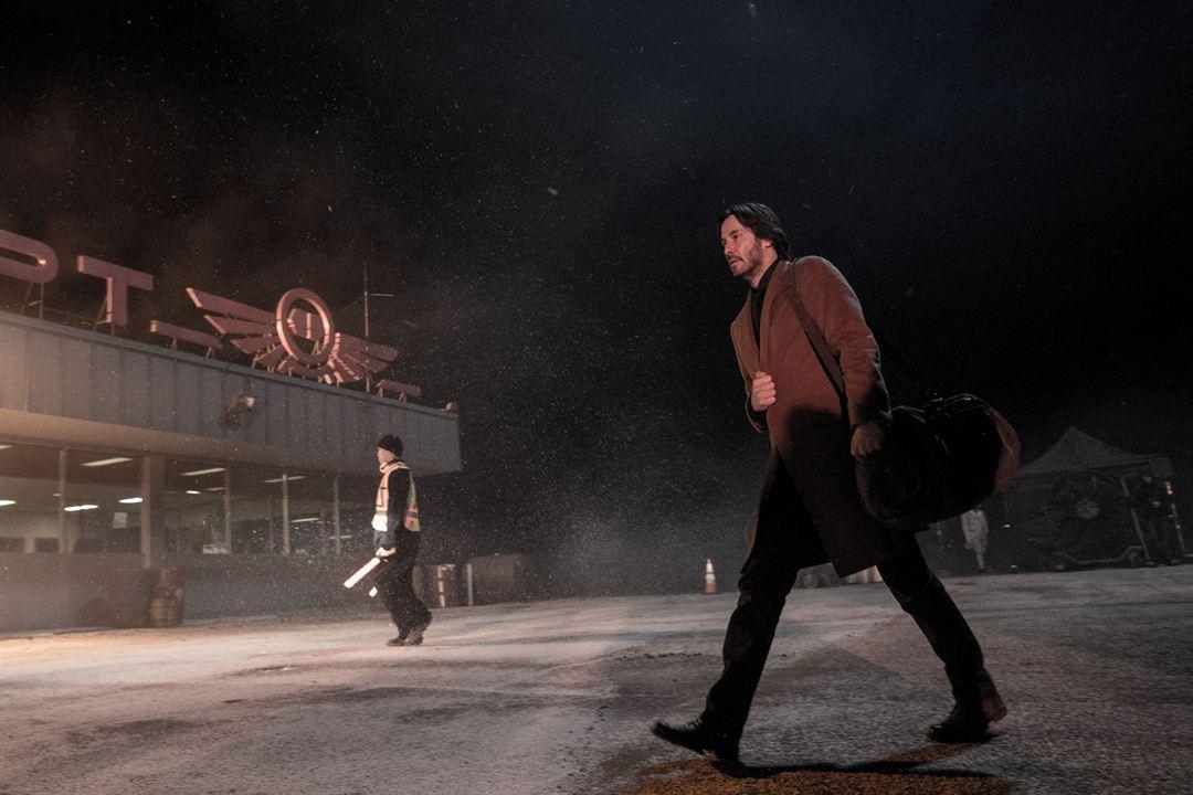 Siberia : Photo Keanu Reeves