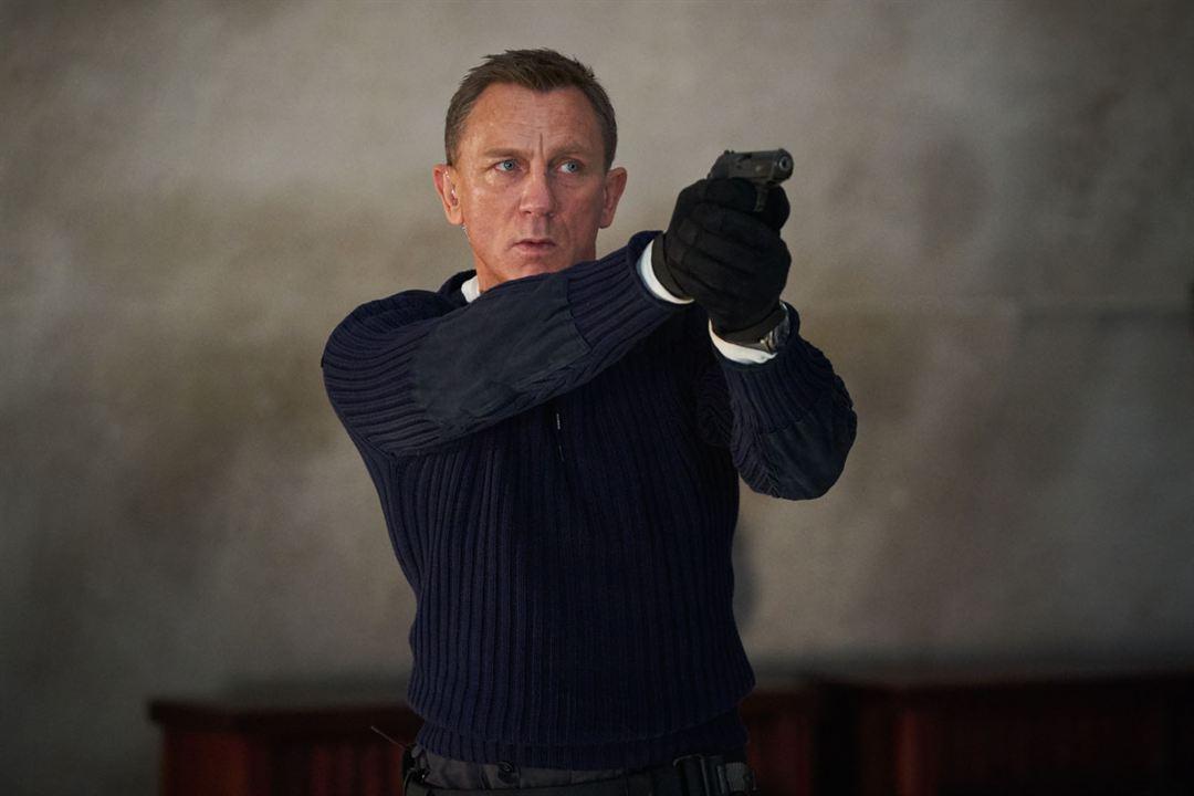 Mourir peut attendre: Daniel Craig