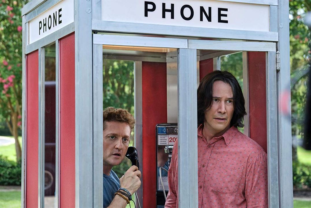Bill & Ted Face The Music : Photo Alex Winter, Keanu Reeves
