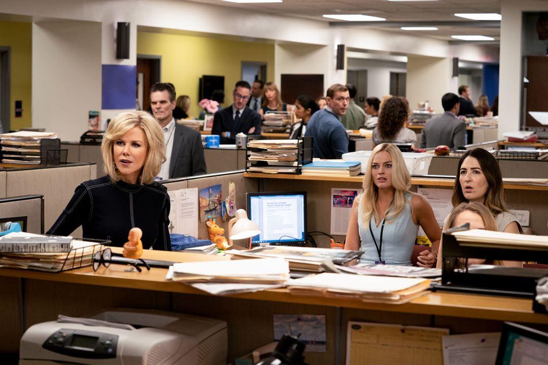 Scandale: Nicole Kidman, Margot Robbie