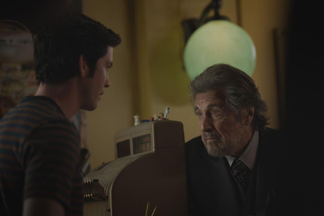 Photo Al Pacino, Logan Lerman