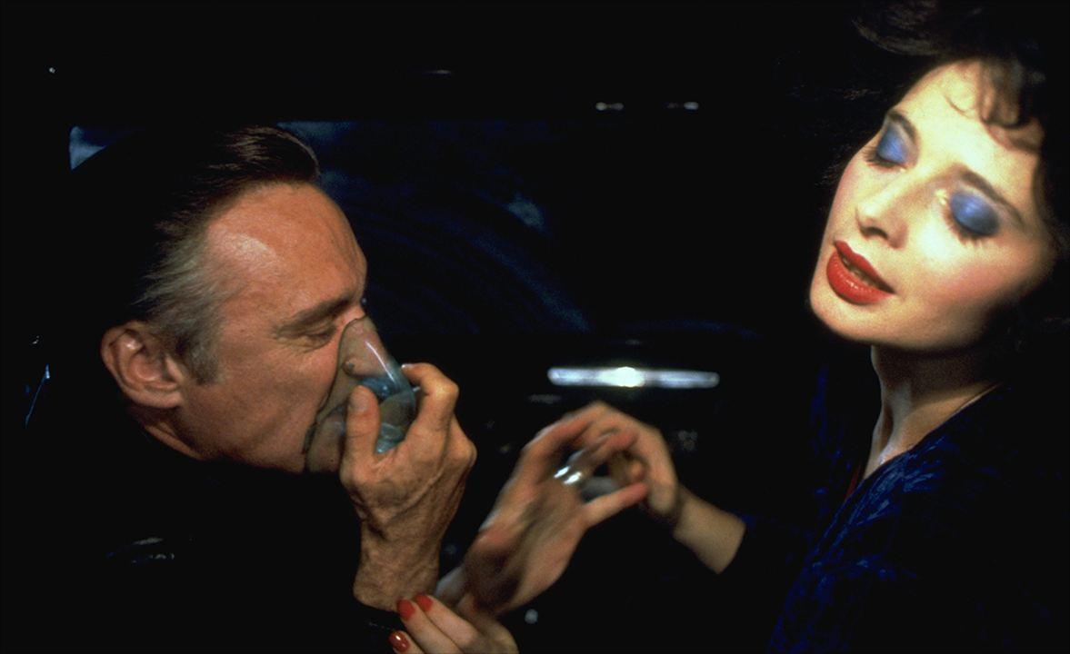 Blue Velvet : Photo Dennis Hopper, Isabella Rossellini