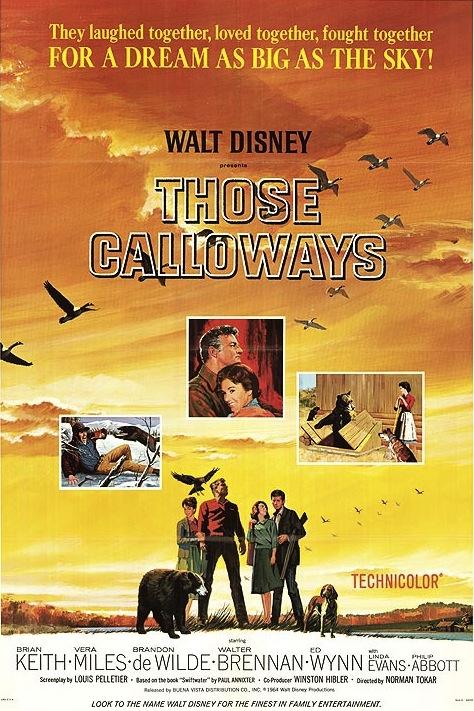 Calloway le trappeur : Affiche
