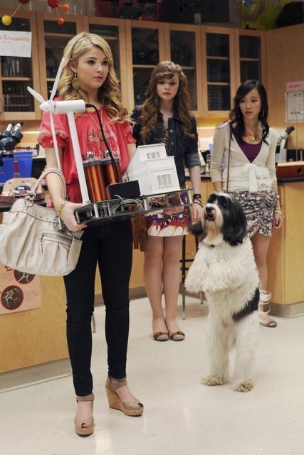 Amiennemies (TV) : Photo Chantelle Chung, Niamh Wilson, Stefanie Scott