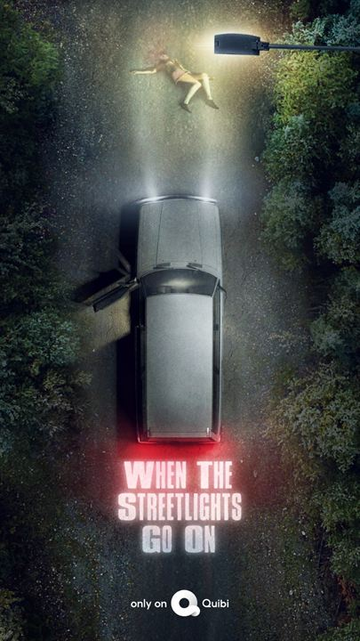 When The Street Lights Go On : Affiche