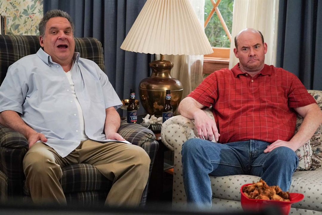 Photo David Koechner, Jeff Garlin