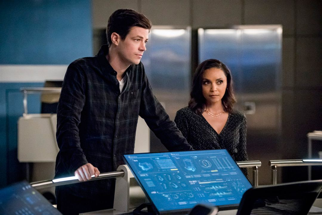 Photo Danielle Nicolet, Grant Gustin