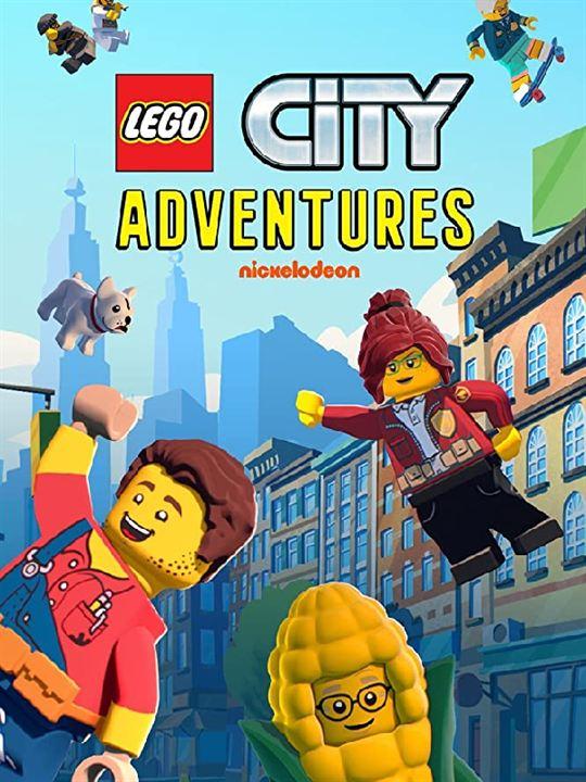 Lego City Adventures : Affiche